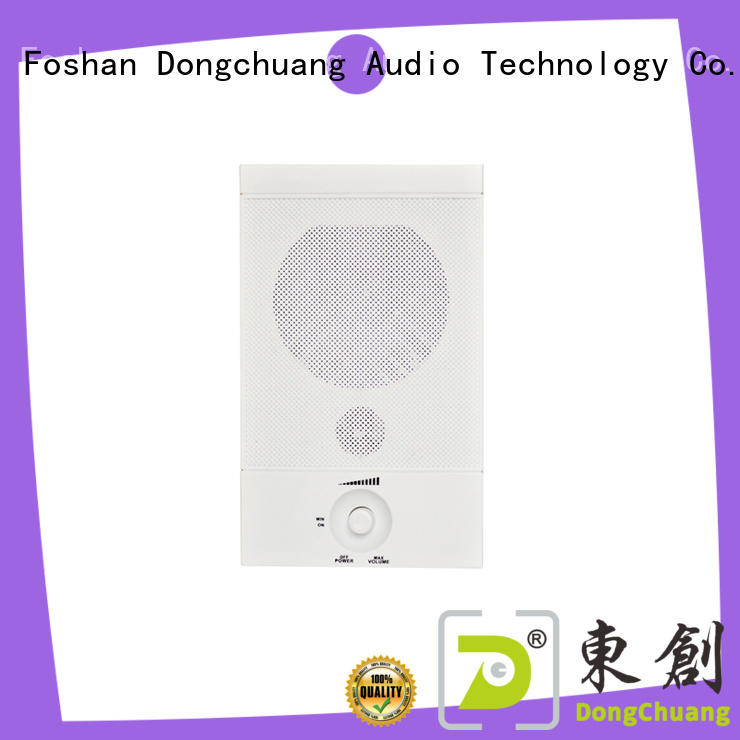 Dongchuang best active pa speakers best manufacturer for bar