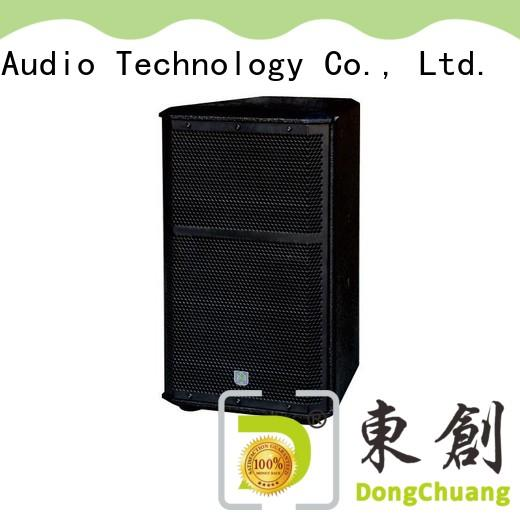 top selling professional dj speakers factory price for show