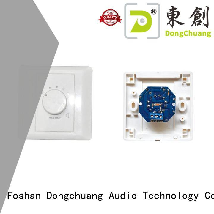 Dongchuang volume control knob for speakers supplier for home use