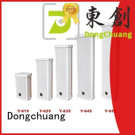 reliable column array speakers directly sale for club
