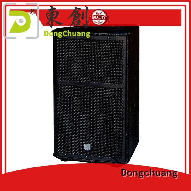 Dongchuang best value best professional speakers bulk buy for performance