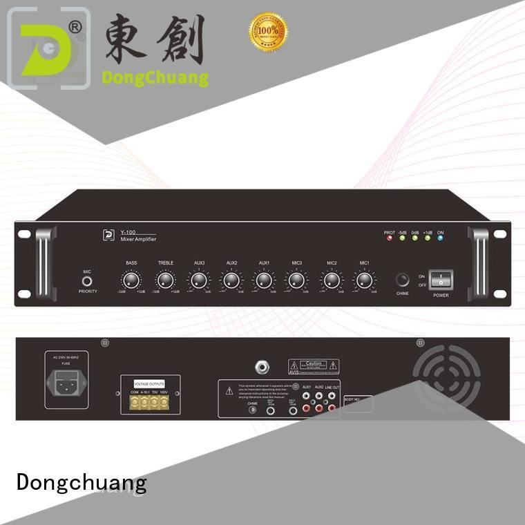 best value powered mixer amp factory price for performance