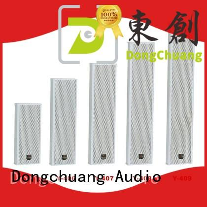 Dongchuang promotional outdoor speaker directly sale for club
